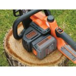 Black and Decker 40V battery chainsaw