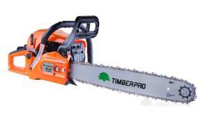 TimberPro 62cc petrol chainsaw